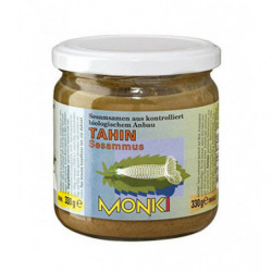 Tahin Monki sin sal Ecológico Bio