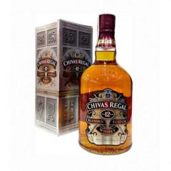Whisky Chivas Regal 12 Años 70cl 40%