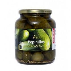 Pepinillos Agridulces Ecológicos Machandel Bio