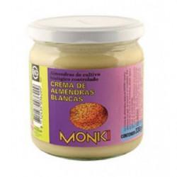 Crema de Almendras Blancas Ecológica Monki Bio