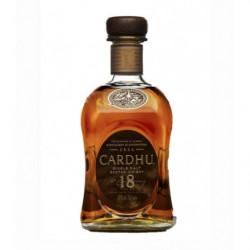 Whisky Cardhu 18 Años 70cl 40º
