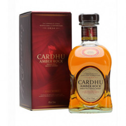 Whisky Cardhu Amber Rock Malta 70cl 40%