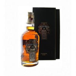 Whisky Chivas Regal 25 Años 70cl 43%