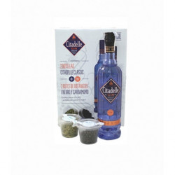 Gin Citadelle Pack 2 70cl 44%+Botanics