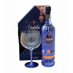 Gin Citadelle 70 Cl 44% + Copa