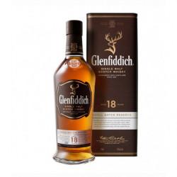 Whisky Glenfiddich 18 Años 70cl