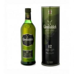 Whisky Glenfiddich 12 Años 1l
