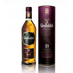Whisky Glenfiddich 70cl 21 Años 40%