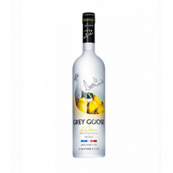 Vodka Grey Goose Citron 1l 40º