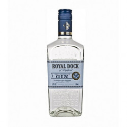 Ginebra Hayman Royal Dock 70cl 57%