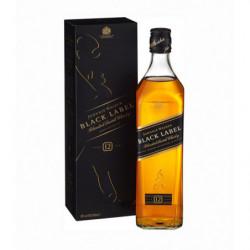 Whisky Johnnie Walker Black Label 12 Años 70cl 40%