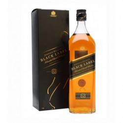 Whisky Johnnie Walker Black Label 1l 40% Rosca