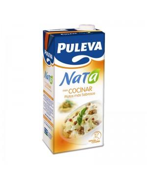 Nata Cuina UHT Puleva Brik 1 L.