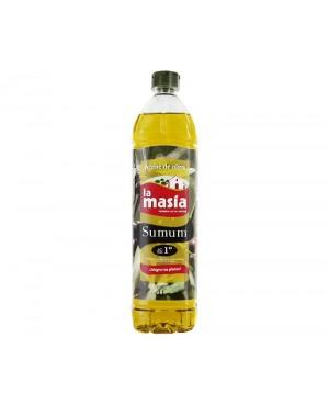Aceite de Oliva La Masia Sabor Intenso 1° 1L.