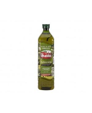 Aceite de Oliva Virgen Selección La Masia 1 L