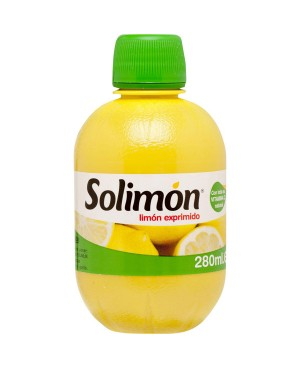 Limón Exprimido Solimon 280 ml.