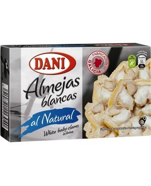 Almejas Dani RO150 Blancas