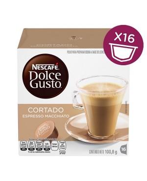 Nescafé Café Dolce Gusto Cortado 16 u.