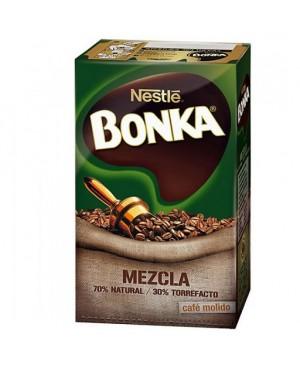 Café Molido Bonka Nestlé Mezcla 70/30 250 g.