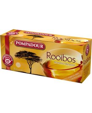 Té Rooibos Pompadour 25 Sobres.