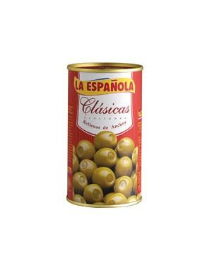 Aceitunas Verdes Rellenas Clásicas 150g