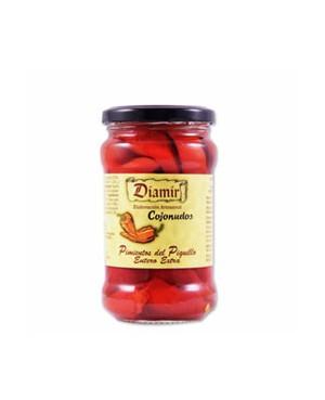 Pebrots Piquillo Diamir 23/30 460 ml.