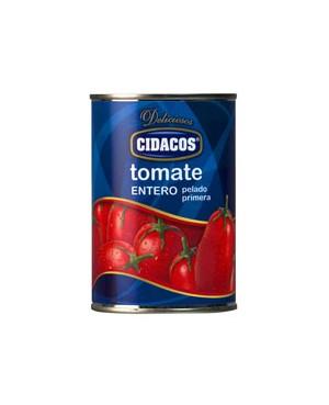 Tomata Natural Cidacos Llauna 1/2 kg