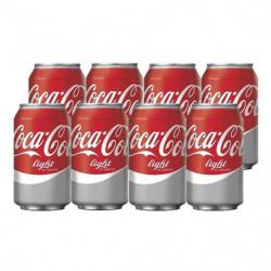 Coca Cola Light Latas (Pack8 x 33cl)
