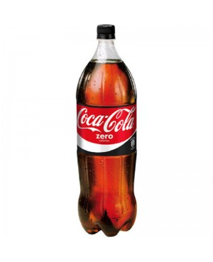 Coca Cola Zero PET 2 L.