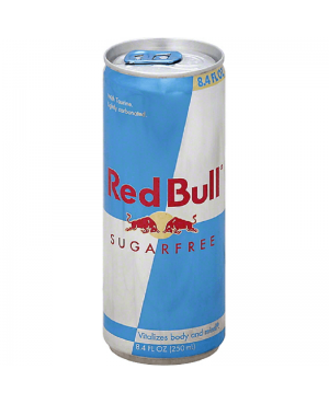 Red Bull Sugarfree Lata 250 ml.