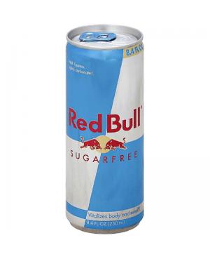 Red Bull Sugarfree Llauna 250 ml.