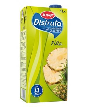 Zumo Juver Piña Brik 1l.