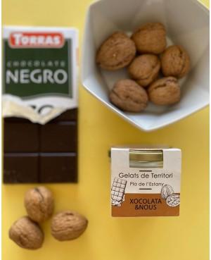 Helados Chocolate & Nueces