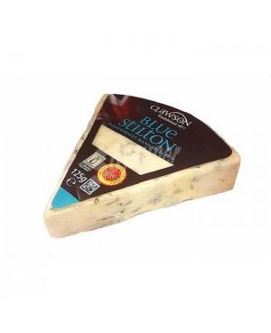 Queso Azul Stilton Dop Clawson 125 g.