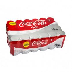 Coca-Cola Light Latas (Pack24 x 33cl)