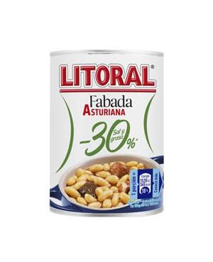 Fabada Litoral -30% Sal y Grasa 435 g