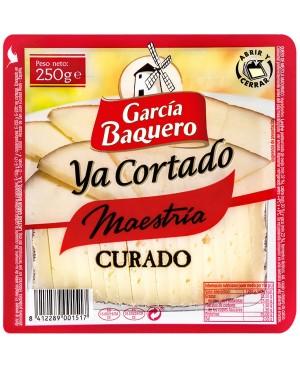 García Baquero Curado Cortado Cuña 250 g.