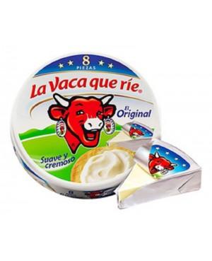 """Queso """"La Vaca Que Ríe"""" 8 Porciones."""