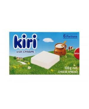 Queso Kiri 6 porciones/108g.