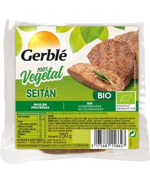 Seitán Gerblé Bio 250g.
