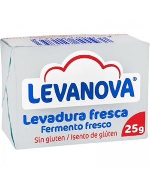 Levadura Fresca Levital/Levanova 2x25 g.