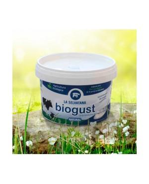 Yogurt Ecológico Biogust Granja La Selvatana  500g