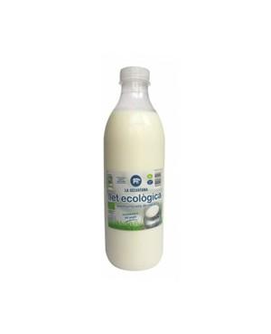 Leche Pasteurizada Ecológica Granja La Selvatana 1tl
