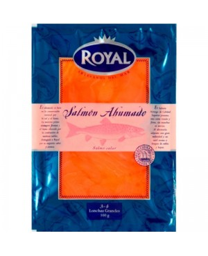 Salmon Ahumado Royal 100 g.