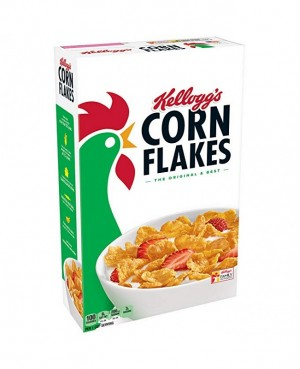 Cereals Corn Flakes Kellogg's 500 g.
