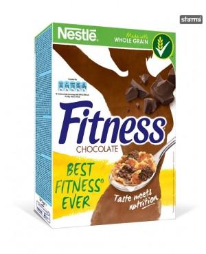 Nestlé Fitness Xocolata 375 g.