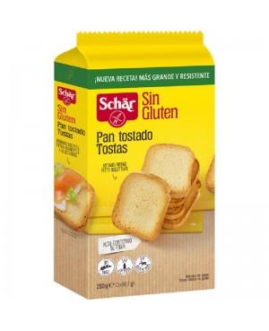 Fette Biscottate S/ Gluten Schar 260g.