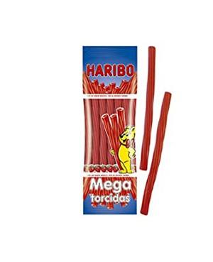 Megatorcidas Fresa Haribo 200 g