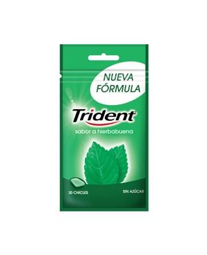 Trident Hierbabuena grageas Bolsa 43.5 g