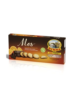 Galletas de Chocolate y Naranja Birba 120 g